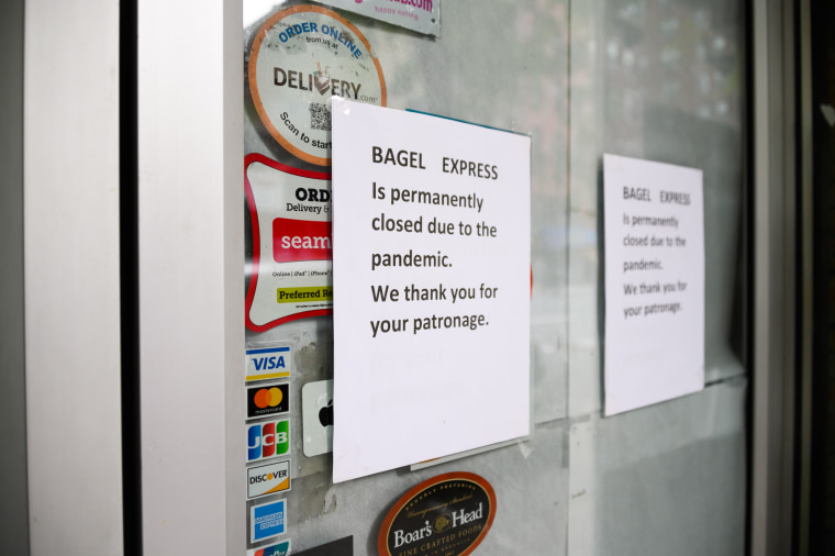Image: Closed business