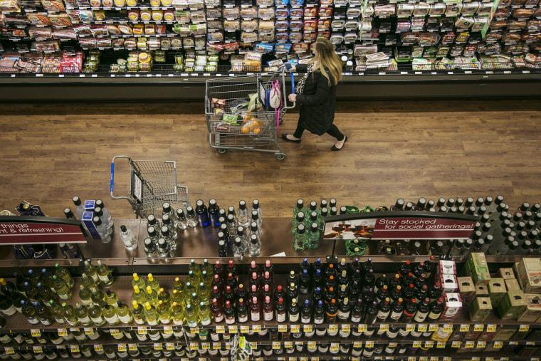 Inside A Kroger Co. Grocery Store Ahead Of Earnings Figures