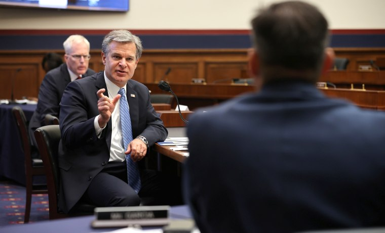 Image: House homeland security committee hearing
