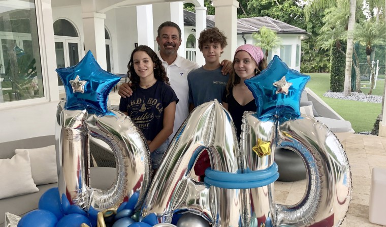 Image: Infante family