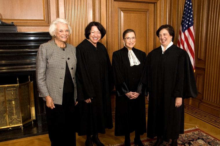 Image: Associate Justice Elena Kagan Investiture Ceremony