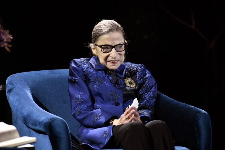 Ruth Bader Ginsburg's dying wish: Not to have Donald Trump choose  replacement