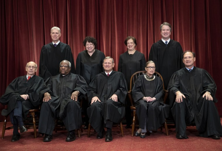 Image: Supreme Court Justices