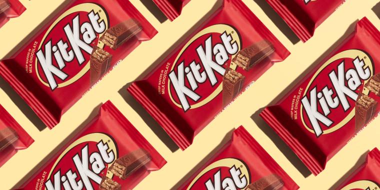 Break me off a piece of that Kit Kat Club.