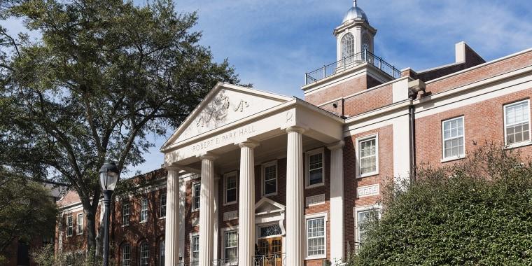 Park Hall on the University of Georgia campus