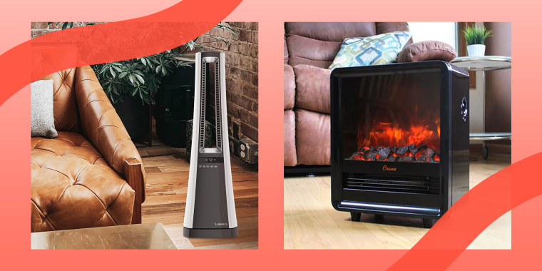 space heaters in living rooms