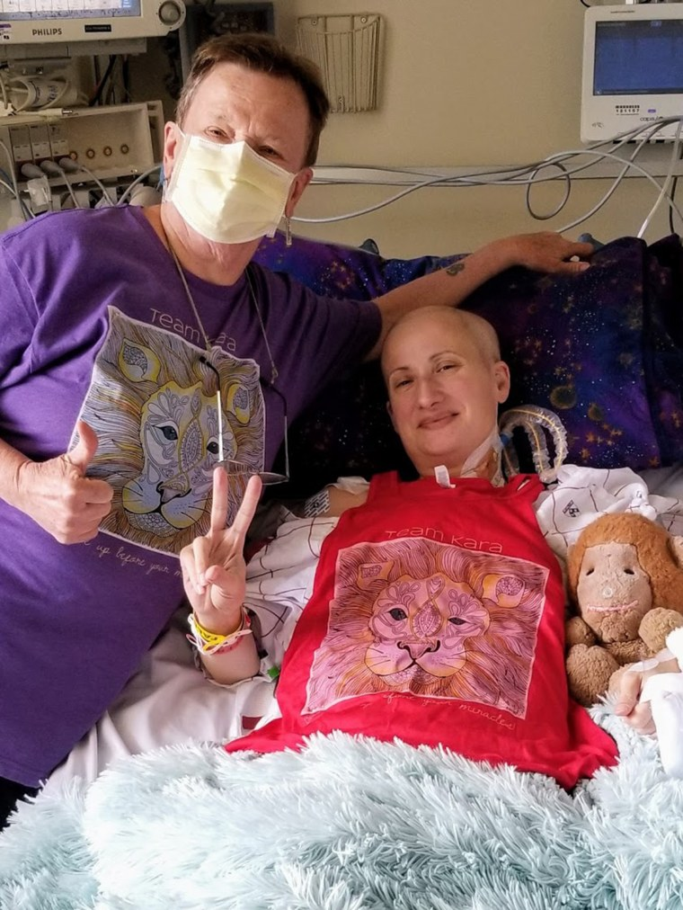 Being in the hospital for a heart transplant felt overwhelming for Kara DuBois. That's when she started sharing videos of her experience on social media asking friends and family for help. The response bolstered her strength.