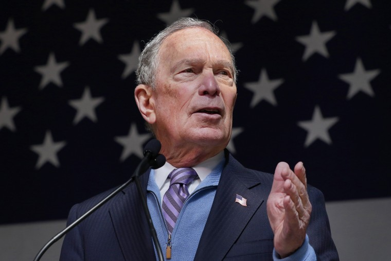 Image: Mike Bloomberg