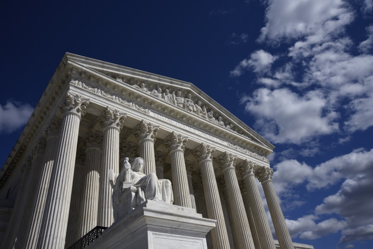 Image: The U.S. Supreme Court Building in Washington, D.C., is the seat of the Supreme Court of the United States and the Judicial Branch of government.