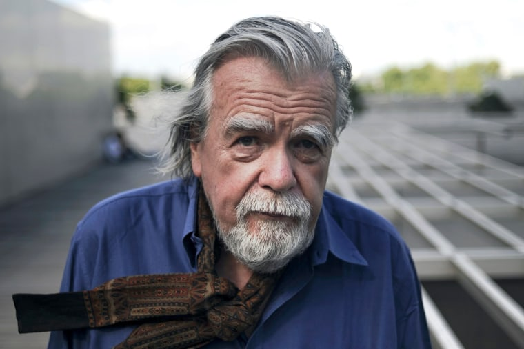French actor Michael Lonsdale in 2011.