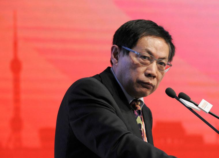Image: Ren Zhiqiang