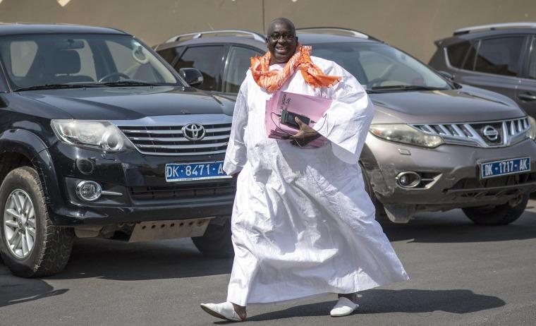 Image: Papa Massata Diack