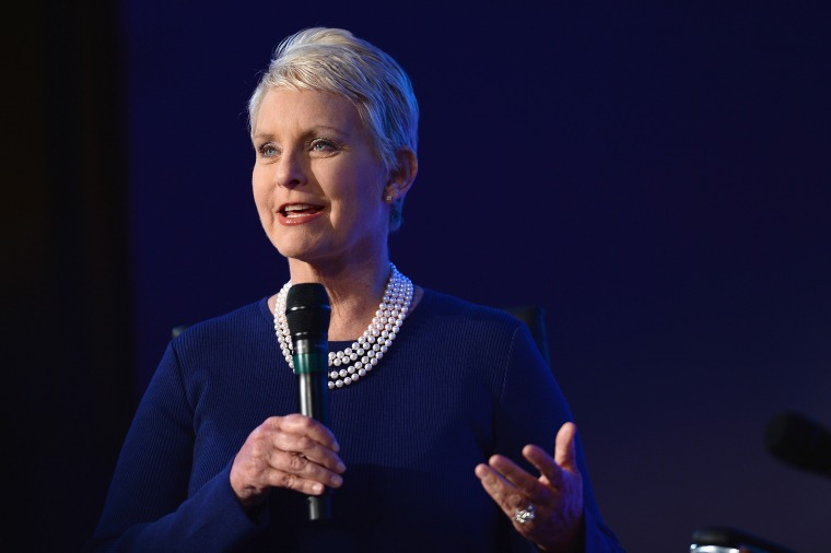 Image: Cindy McCain, 2014 Concordia Summit - Day 1