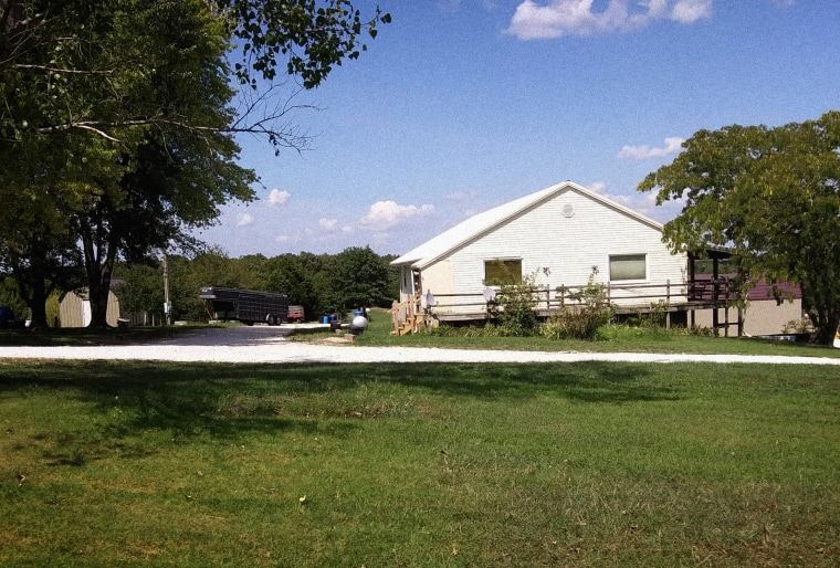 Image: The Circle of Hope Girls' Ranch in Missouri. Videos by Amanda and other former residents describing abuse at the ranch amassed more than 33 million views, and prompted a sheriff's department investigation that remains ongoing.