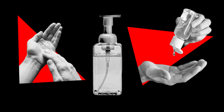 Image: Poisoned hand sanitizer is being sold - and FDA can't stop it