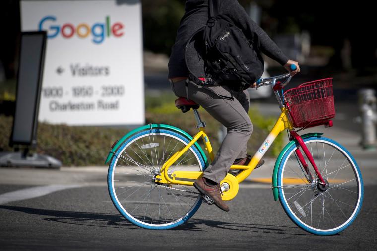 Image: Google Inc. Campus