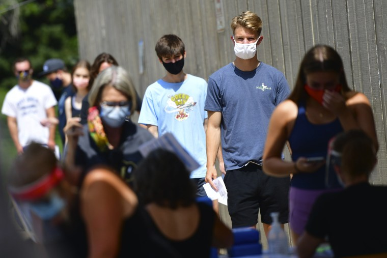 Colorado University Students Return To Campus For Fall Semester