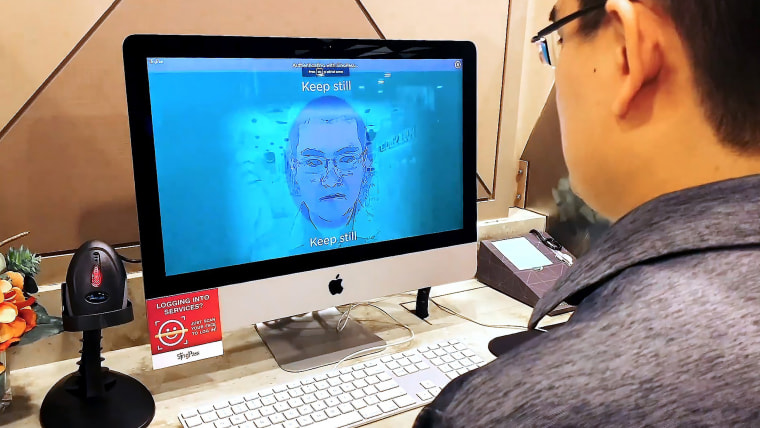 Image: SingPass Face Verification