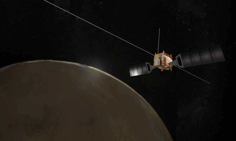 Image: Mars Express
