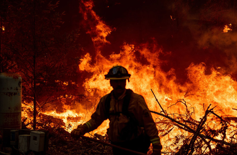 Image: US-WILDFIRES-CALIFORNIA