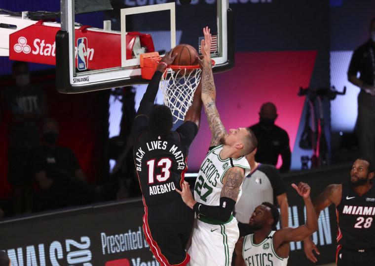 Image: NBA: Playoffs-Boston Celtics at Miami Heat