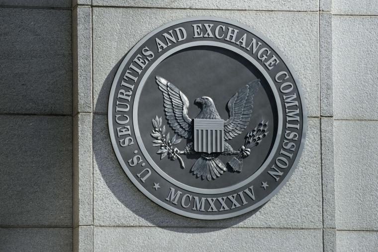 Image: US-SEC-STOCKS-EXCHANGE-FINE-LATOUR-FILES