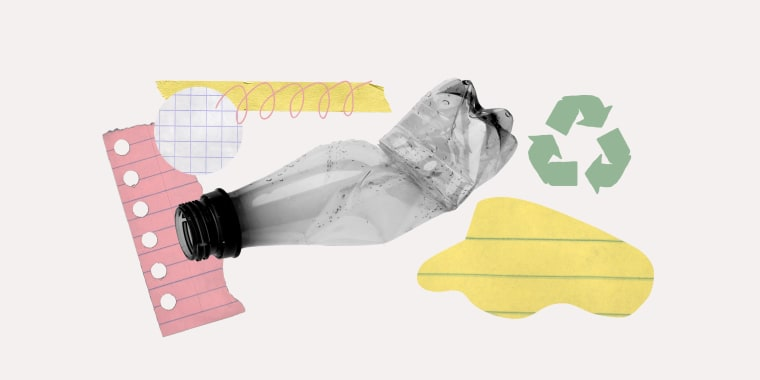 Recycling plastic is basically a myth now