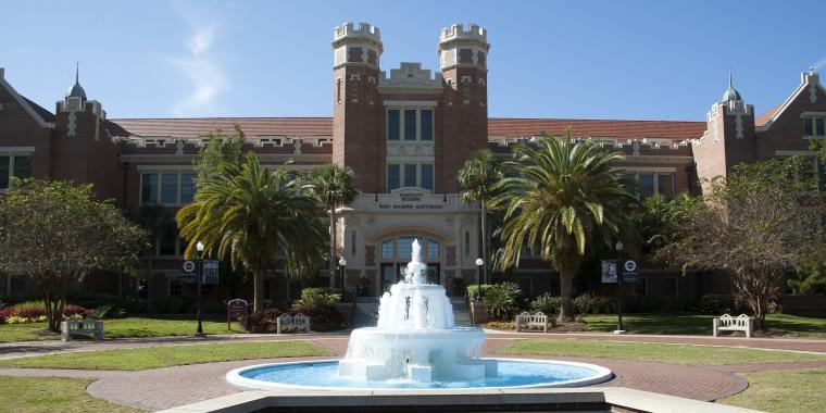 Florida State University the Westcott Building Tallahassee USA