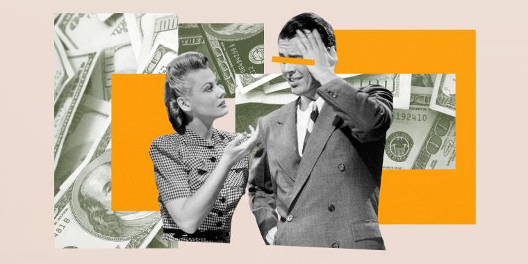 ADVICE COLUMN MONEY PROBLEMS