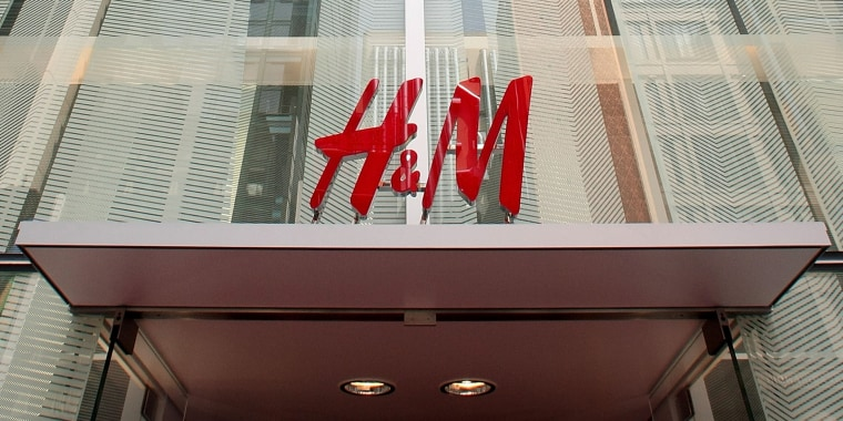 H&M Ginza Opens