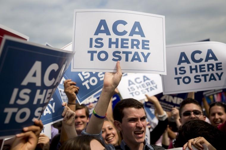Image: Obamacare Tax Subsidies Supreme Court