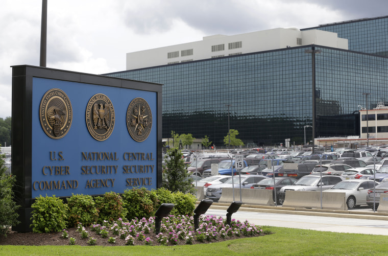 Image: NSA Administration building