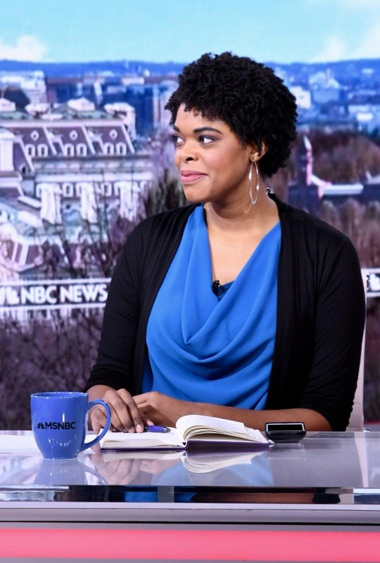 Shawna Thomas on MSNBC.