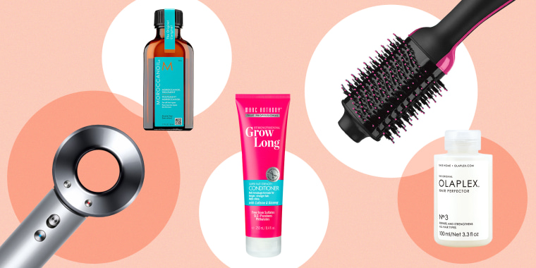hair products and tools including hair oil hair dryer conditioner brush. Celebrate National Hair Day with top-rated hair care products from popular retailers. Shop products like Olaplex, Moroccanoil, Dyson blow dryer, Oribe, Marc Anthony Hair and more.