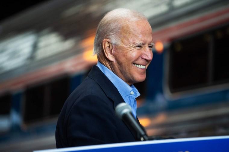 Image: US-VOTE-BIDEN-CAMPAIGN