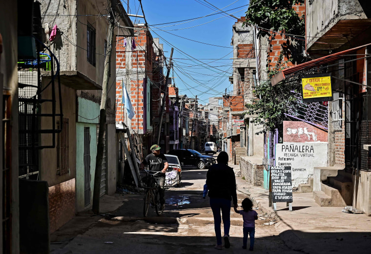 In Argentina Nearly Half In Poverty As Coronavirus Deepens Economic Crisis