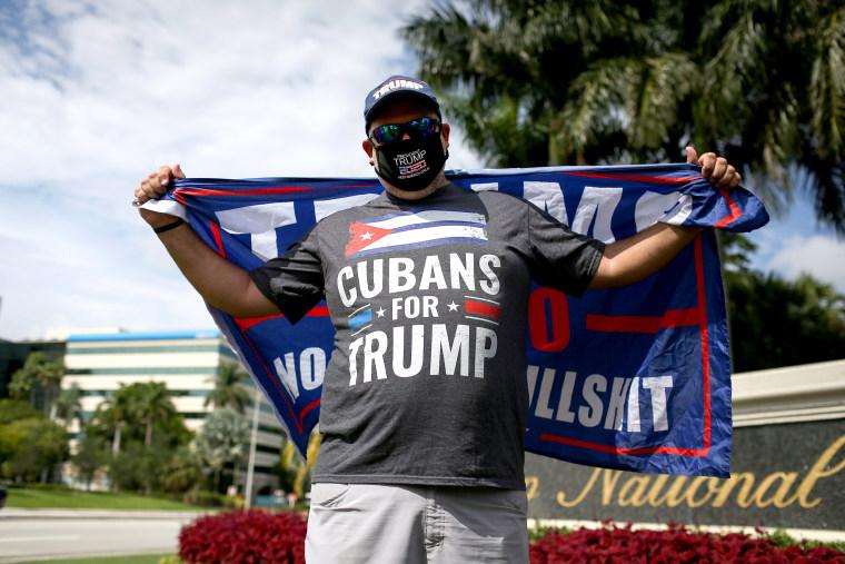 Image: US-VOTE-TRUMP