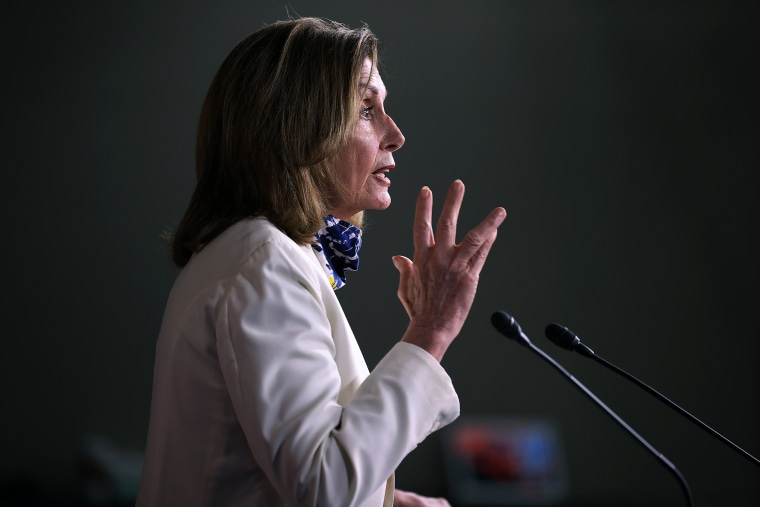 Image: Speaker Pelosi Holds Weekly News Conference