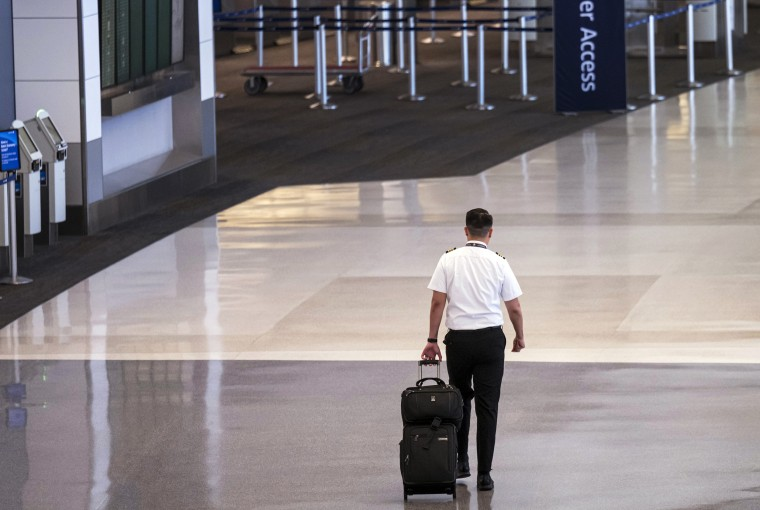 SFO As Airlines Seen Burning $61 Billion In Roughest Stretch Of Crisis