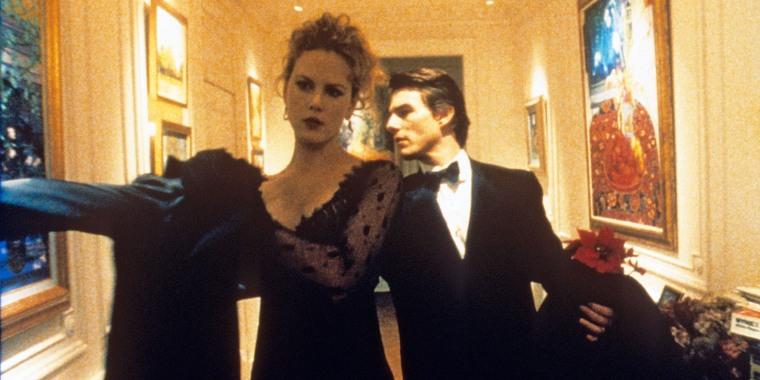 Nicole Kidman, Tom Cruise, Eyes Wide Shut