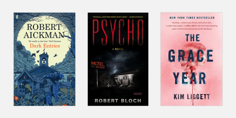 Ready to get the creepy crawlies on Halloween? Try these books.