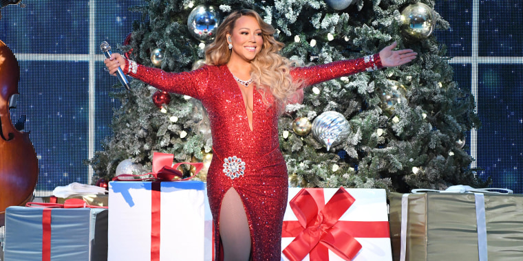 Image: Mariah Carey: All I Want For Christmas Is You Tour - Madison Square Garden -  New York, NY