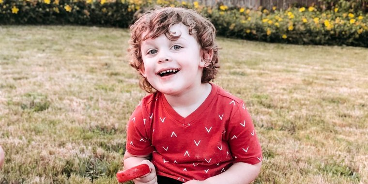 James Kenneth Lindquester, 3, died on Friday night after finding a gun in a bedroom and accidentally shooting himself in the head.