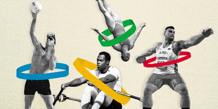 Image: COVID-19 College Sports Cuts The Olympics