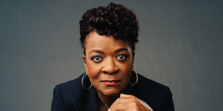 Yvette Miley, senior vice president of diversity, equity and inclusion for NBCU News Group (MSNBC, CNBC and NBC News)