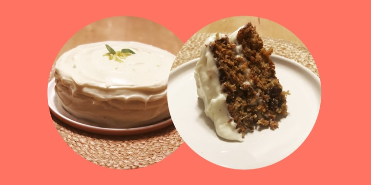 The final result was just the type of carrot cake I adore: incredibly moist with plenty of personality.