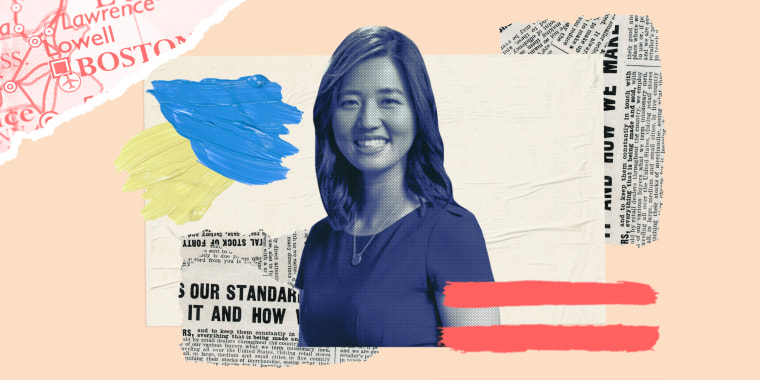 Profile: Michelle Wu, the first Asian-American woman to serve on the Boston City Council
