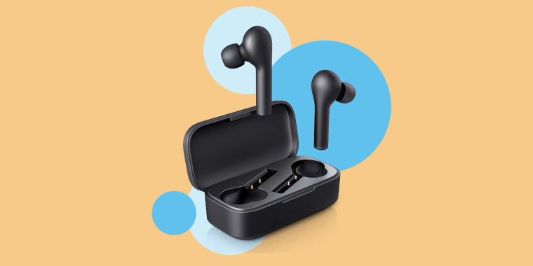These wireless earbuds are the perfect gift for a tech-loving friend or family member.