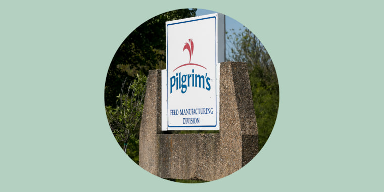 Major poultry producer Pilgrim's Pride will pay $110.5 million to settle charges of chicken price-fixing.
