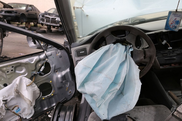 Image: Massive Airbag Recall Prompts Safety Concerns